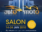 eTRICKS à l' European Motor Show Brussels 2010 : Venez l'essayer !!!