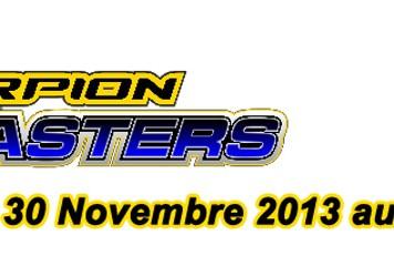 Scorpion Masters 2013