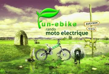 Air Globe un nouveau partenaire Loueur de eTRICKS en Aveyron!
