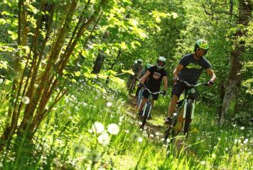Envie de visiter l'Aveyron en etricks?