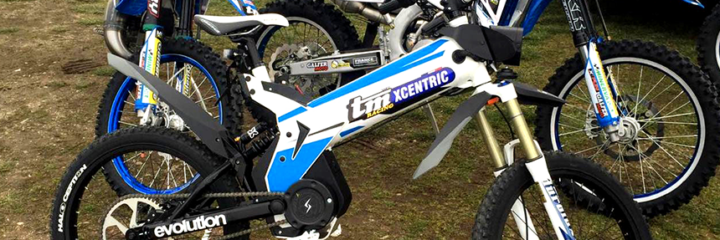 Partenariat avec le team TM racing