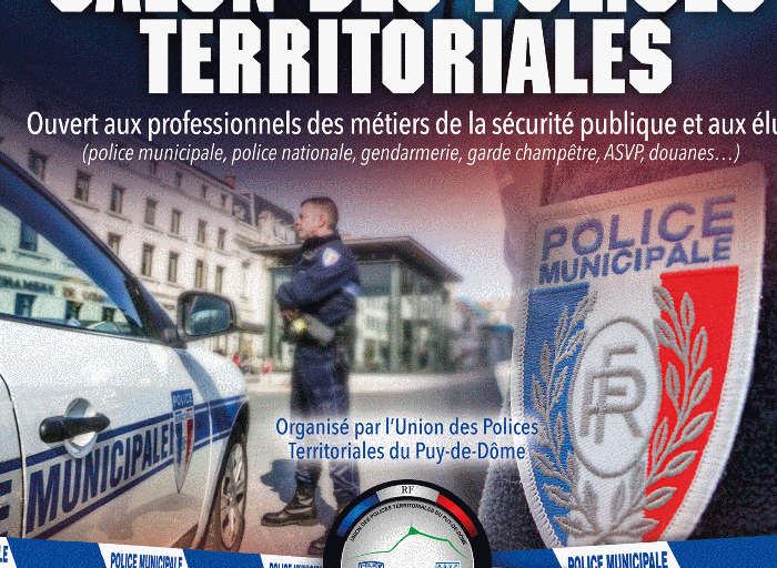 Salon des Polices Territoriales