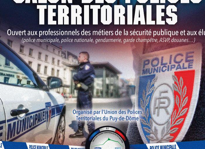 Salon des Polices Territoriales