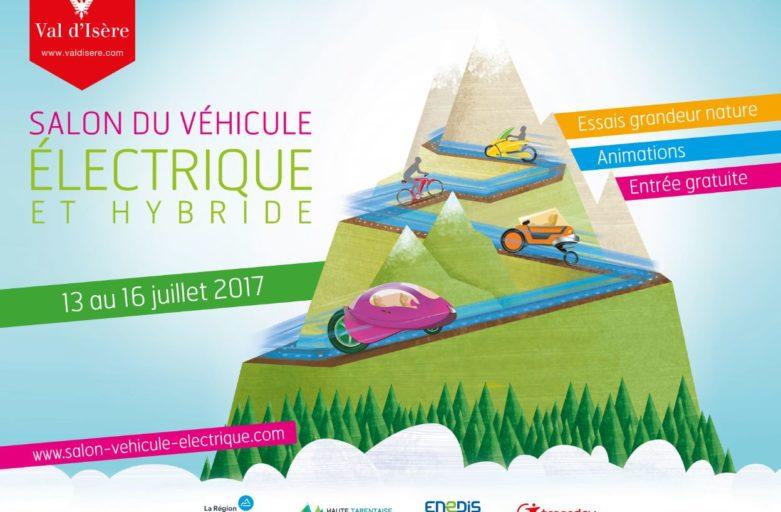eTricks au Salon du véhicule électrique et hybride du 13 au 16 juillet au Val d'Isère