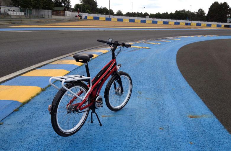 Le Mans Classic 2012 : forte présence des produits SEV ELECTRIC VEHICLES